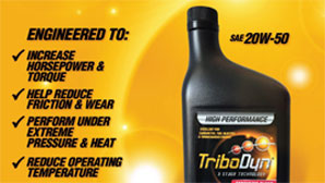 TriboDyn Lubricant Reduces Friction, Wear and Galling